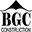 BGC Construction logo